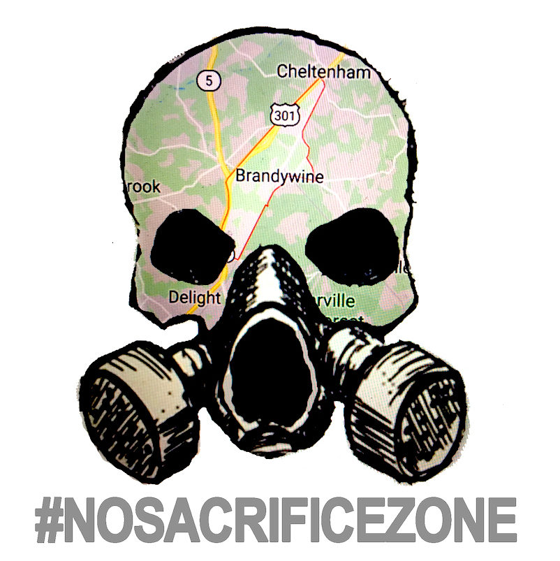 No Sacrifice Zone in Brandywine, Maryland